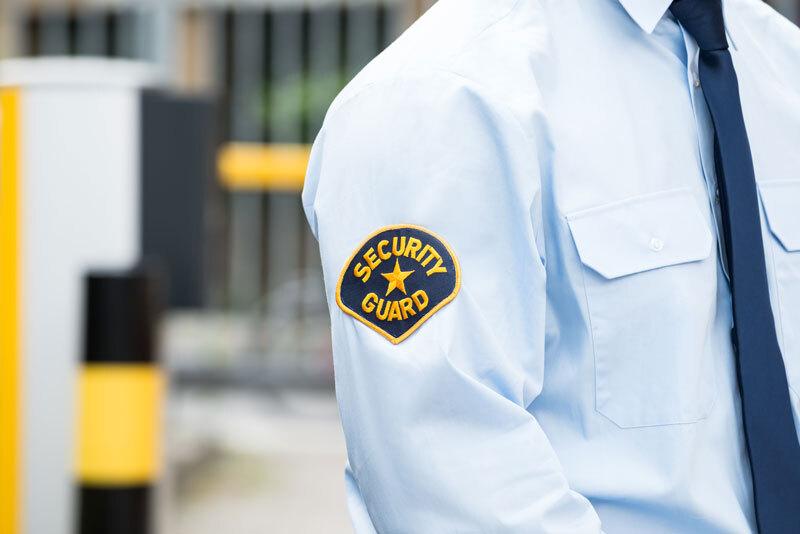 close-up-of-guards-shirt