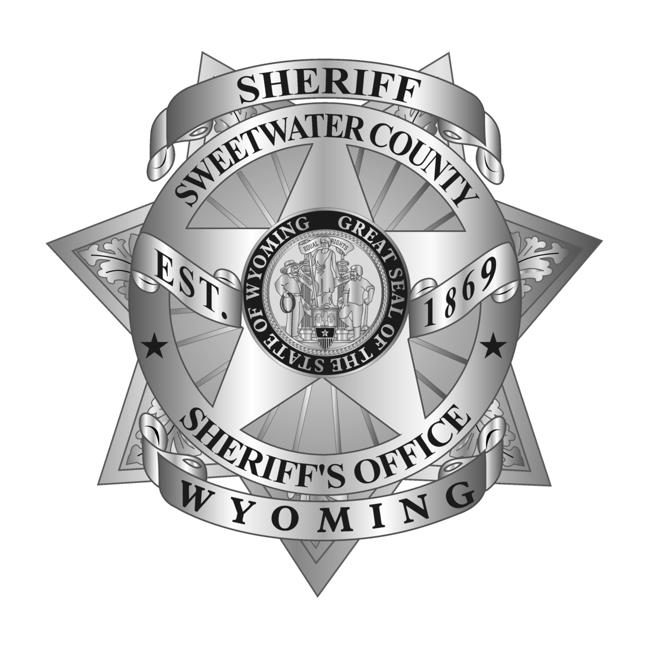 2019-Badge---Sheriff-with-Wyoming-Banner---Original-bw