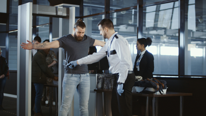Security+at+Airport