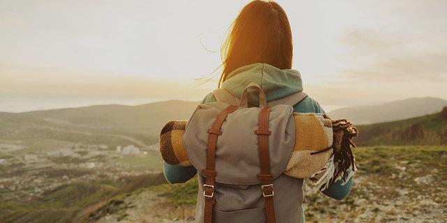 individual-hiking