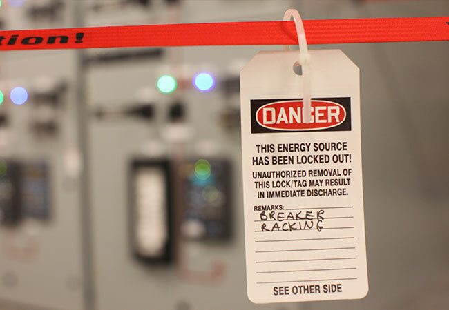 electrical-category-close-up-of-lockout-tag